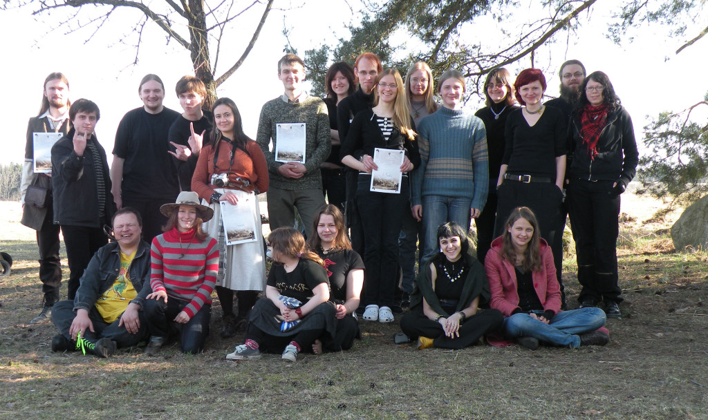 (c) Lithuanian Tolkien Society, 6th birthday, Rumšiškės, 2009