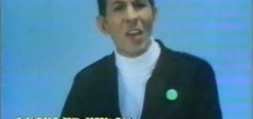 "Leonard Nimoy singing ""Ballad of Bilbo Baggins"""