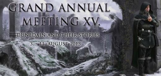 Invitation to the Slovene Tolkien Society's Fifteenth Anniversary