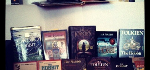 Tolkien Birthday Toast 2014 - Read the Hobbit picture