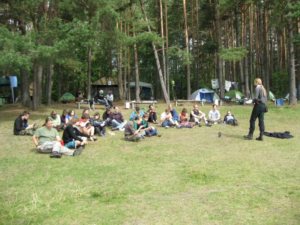 Journey through Mirkwood: Morning lecture