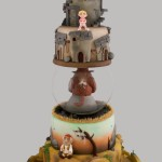 Tracey Rothwell (c) Labyrinth cake