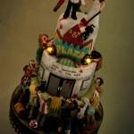Tracey Rothwell (c) Zombie cake