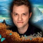 My HobbitCon badge :)