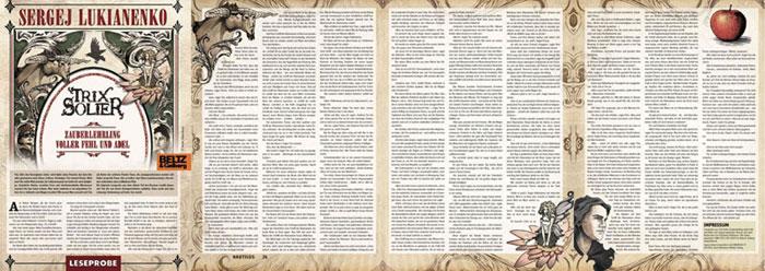 Leseprobe in der Nautilus (c) Abenteuermedienverlag
