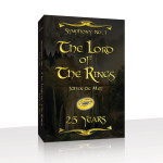 Johan de Meij - 25 years: Symphony no. 1 (The Lord of the Rings) (c)