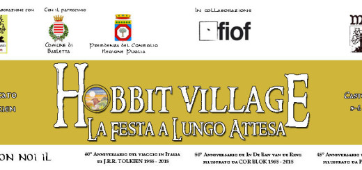 Hobbit Village in Barletta, Itlay, 2015