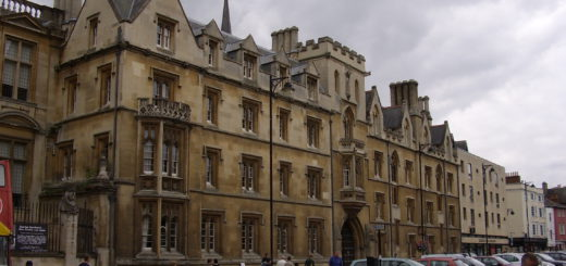Broad Street, Oxford